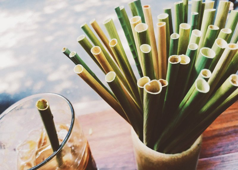 Are reusable straws better than plastic? We have the answer